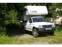 demountable camper S.Karosser EC5 ECO for sale