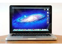 Apple MacBook Pro 13 laptop 8 GB RAM 250 GB SSD Excellent Condition 2012 Non-Retina Model