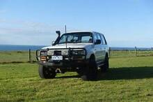 1995 Toyota LandCruiser Wagon Leopold Geelong City Preview