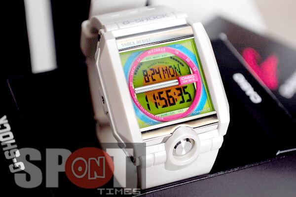Details about Casio G-Shock World Time Alarm Men's Watch G-8100D-7D