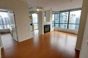 2 Bedroom in Coal Harbour, downtown Vancouver, great views