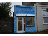 Vacant Retail Unit - Musseburgh, East Lothian. Would suite a wide variety of businesses