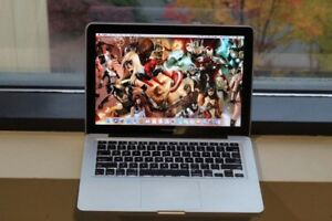 "Early 2011 MacBook Pro 13"" / 8GB RAM / Core i5 / Great Battery /"