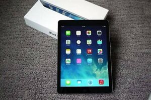 iPad Air 32GB + Wifi+ LTE Cell Space Gray