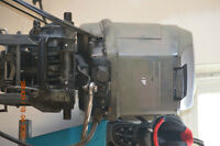 25 horse power murcury outboard