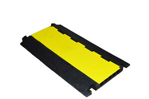 5-Cable Protector Ramp Warehouse Vehicle Electrical Wire Cover