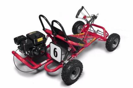 ZUMA SIZZLER 196cc FUN KART 4 STROKE ENGINE FULLY AUTOMATIC