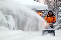 Snow Blowing Plowing Service for home and Business.