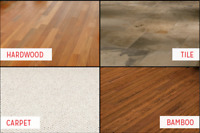 Hardwood - Laminate - Flooring - Sales - Installation