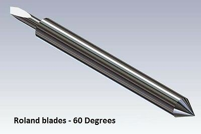 60 Blade For Roland Cutter Cemented Carbide