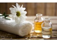 Swedish massage for Ladies - £35 for 1 hour