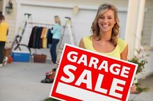 Garage sale -not for the faint hearted! Kellyville The Hills District Preview