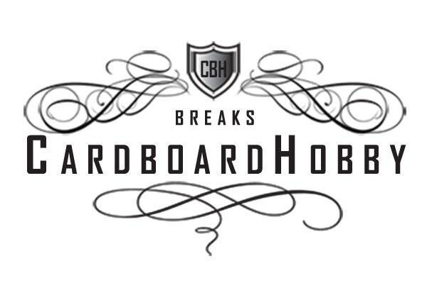 CardboardHobby Breaks - Dustin