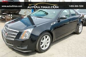 Cadillac CTS CTS4 AWD CUIR TOIT OUVRAN 2009