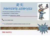 R.K. Property service