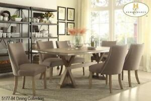 BRAND NEW DINING COLLECTION AT KITCHEN AND COUCH (BD-1203)