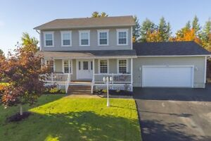 Beautiful custom built home in Oromocto West – 8 Parkinson Court