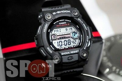 Casio G-Shock Moon Tide Solar Atomic Men's Watch GW-7900-1 GW7900 for sale  USA