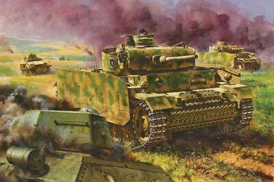 Dragon #7323 1/72 Pz.Kpfw.III Ausf.M w/Schurzen
