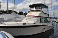 32' BAYLINER MONTEGO! FULLY LOADED++TONS OF GREAT FEATURES! 1975