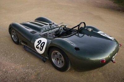 1959 Other Makes  1959 Lister/Capri