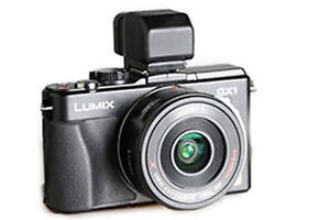 Panasonic GX1 with viewfinder and 14mm f2.5 TRADE? London Ontario image 1