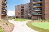 1, 2 and 3 BDRM apartments with balconies for rent on New St!