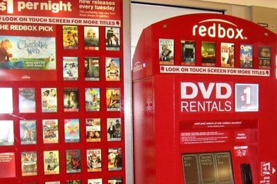 12 Redbox Movie Codes Expires: 12/28/18 ($21 Value)