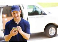 Van/Delivery Drivers Urgently Required for Immediate Start in All Areas