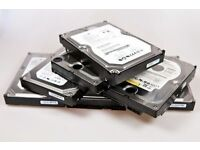 "100 x 160GB 3.5"" Sata Hard Drives"