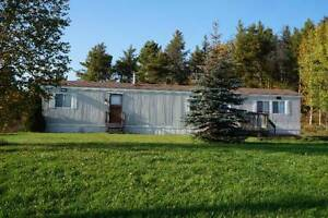Fully furnished modular home for rent or sale, owner retiring.
