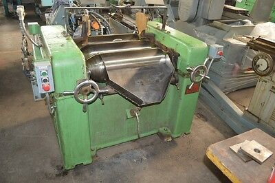 10 X 22 Day Jh 10x22 3-roll Dispersion Mill - 27926