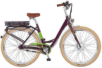 Elektrofahrrad / E-Bike Damen Alu-City NAVIGATOR FLAIR 28