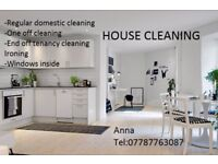 House cleaning in Leeds and Wakefield