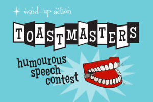 Humorous Speech Contest - Toastmasters Speak-Easy 3948