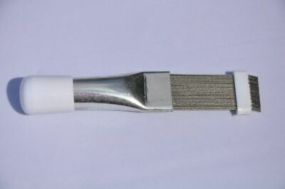 Hvac Tool Condenser Evaporator Fin Ss Wire Comb Straightener Cleaner Any Density