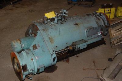 2 Cincinnati-milacron Spindle Heads From Cnc Gantry Millprofiler - 22647