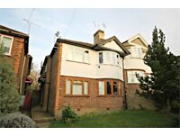 THREE DOUBLE BED FIRST FLOOR FLAT WITH GARDEN - MUST BE SEEN - CALL ANTHONY NOW TO VIEW!!!