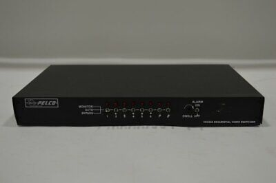 Pelco VS5008 Series 8-Port Sequential Video Switcher no Power Supply