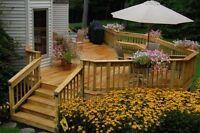 Decks & Renovations