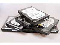 1TB Sata Hard Drives