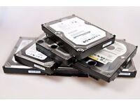 "500GB Sata 3.5"" Hard drive"