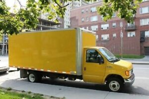 Truck and Van Moving Service!
