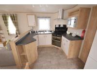 Caravan (platinum grade ) for rent at Crimdon Dene holiday park