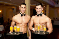 Male Butler Service For Event Wanted