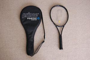Prince Vortex Oversize Racquet and Case