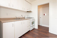 Upgraded kitchen and bath! 1, 2 and 3 BDRM apts in Hamilton!