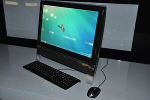 """acer/Gateway 20"""" Touchscreen all in one PC Windows 10 ready"""