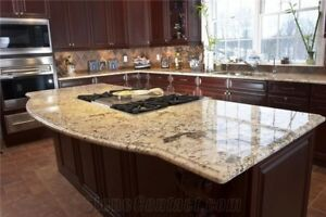 Quartz granite marble countertop vanity top