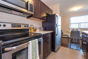 Recently Renovated Unit in Burlington - Updated Appliances